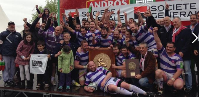 rugby champion