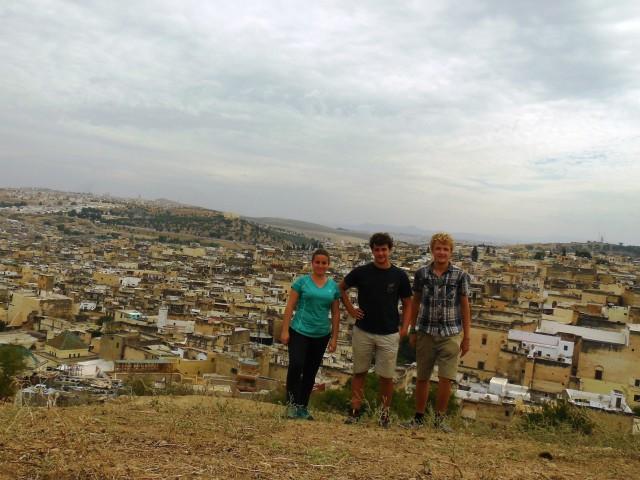 Photo groupe - Fès Maroc