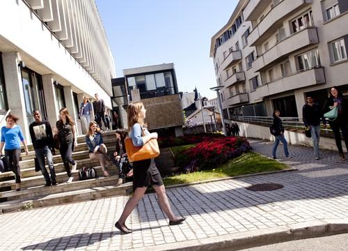 Une université à taille humaine - Miniature