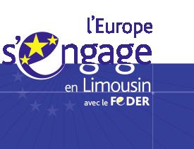 Europe s'engage - FEDER logo