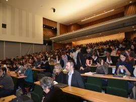 Soir e d accueil des doctorants universit de limoges - Bureau d accueil international limoges ...