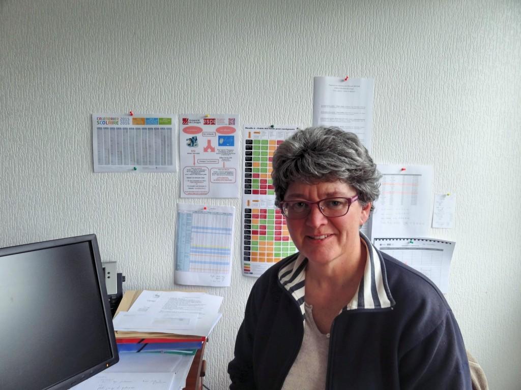 Christiane Dupuy ESPE