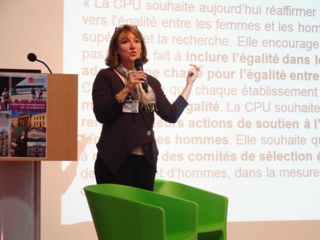 Valérie legros EQUALIM