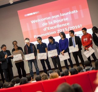 Boursiers d'Excellence - Université de Limoges