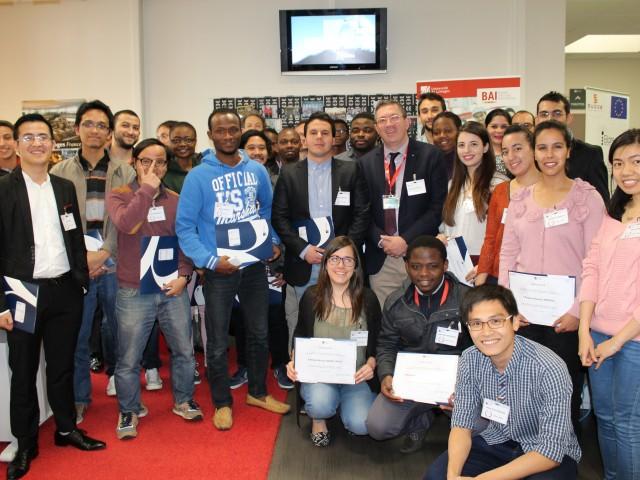 Rencontre annuelle des boursiers d'Excellence - Université de Limoges