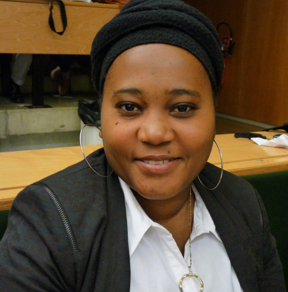 Brunelle Dianga Mapangou doctorante internationale