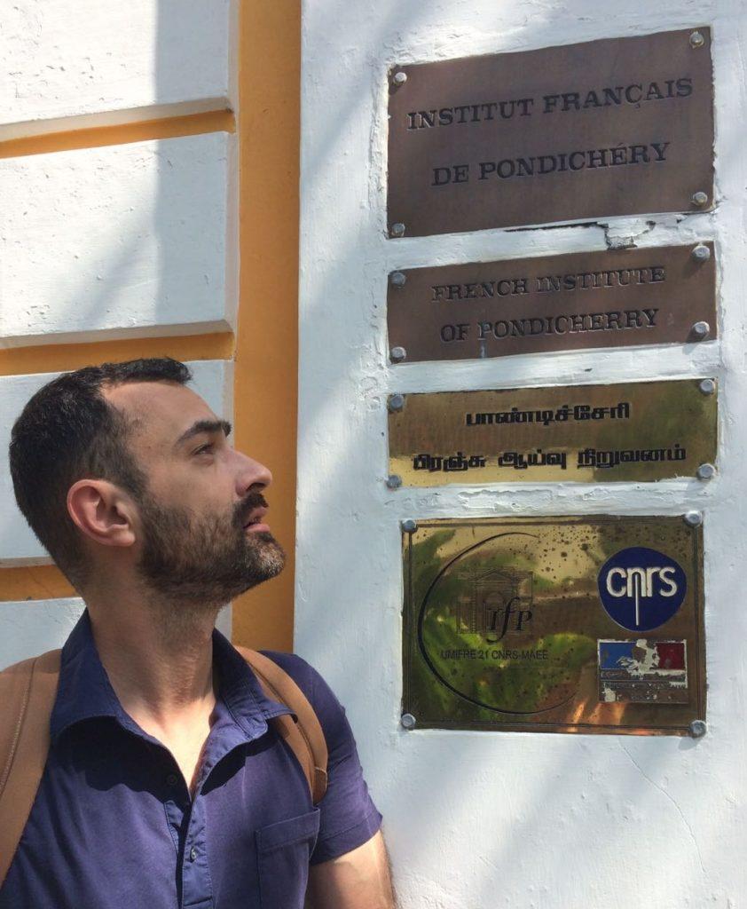 Loic Artiaga Université de Limoges