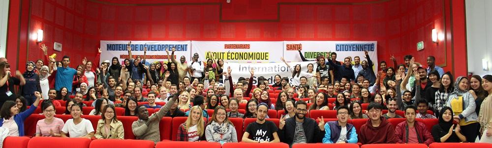 étudiants internationaux étrangers université limoges