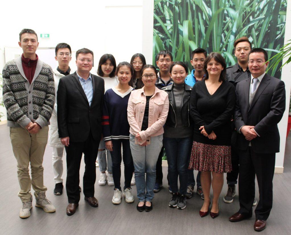 Beijing Reading Training School - Université de Limoges