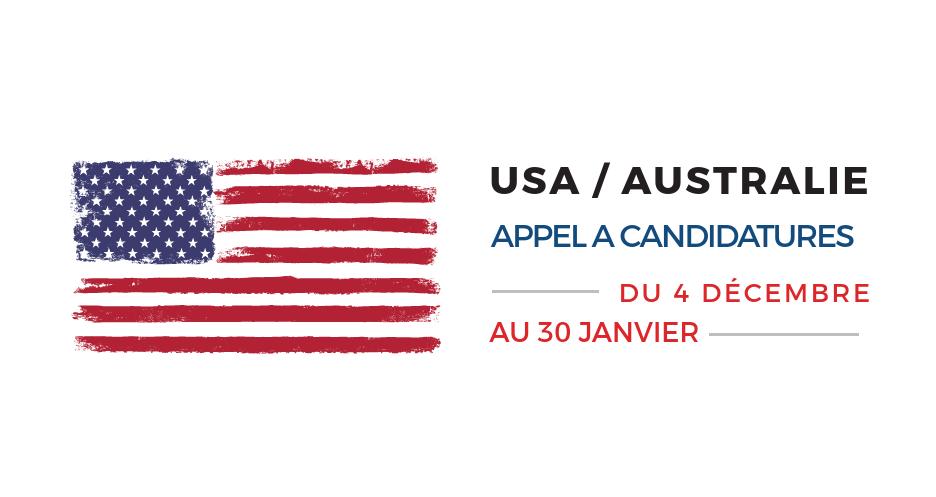 Séjour études USA Australie Université Limoges