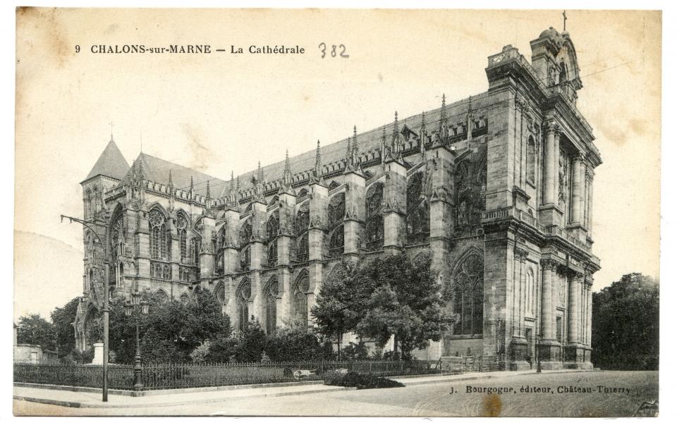 Chalons-sur-Marne - La Cathédrale