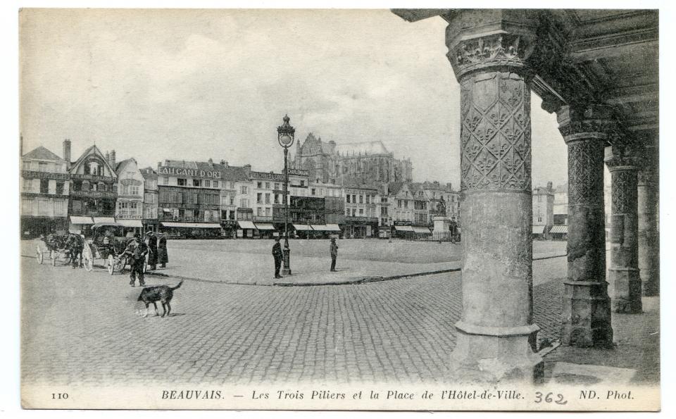 Villers bretonneux beauvais n 348 363 sommaire - Garage de la piscine beauvais ...