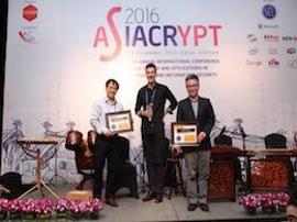 succès pour la conférence Asiacrypt co-organisée par XLIM