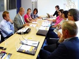 Lancement du nouveau Club de Prospective et Stratégie à la Fondation Partenariale