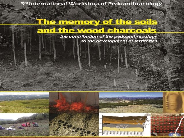 International workshop of pedoanthracology
