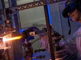 Arc électrique et projection plasma