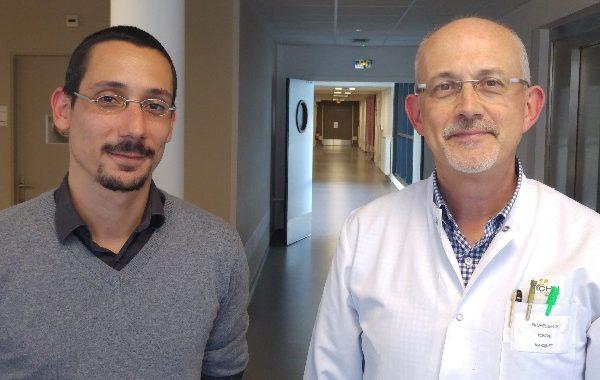 Pierre Marquet et Florent Di Meo