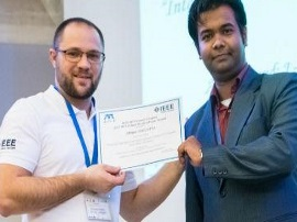 XLIM : Best Student Paper Award