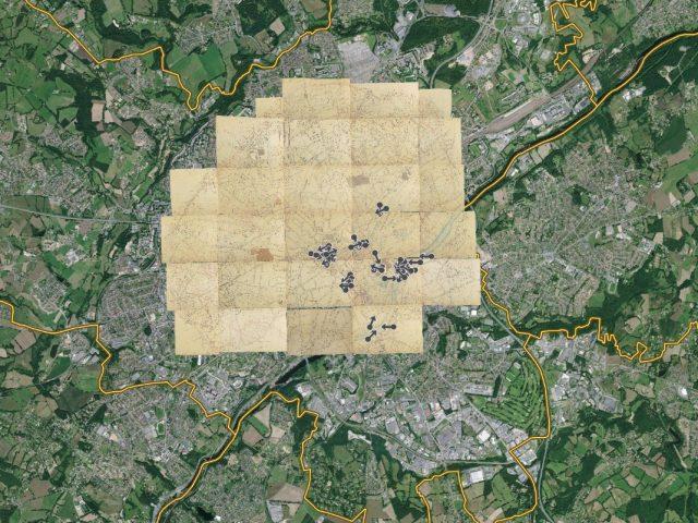L'Atlas Historique du Limousin est un projet monté par le laboratoire de recherche EA 4270 CRIHAM et financé par l'Institut de Recherche des Sciences de l'Homme et de la Société de l'Université de Limoges (IRSHS) depuis décembre 2014. Il a pour ambition de promouvoir la connaissance scientifique et la valorisation du territoire limousin en s'inscrivant dans la lignée de l'Atlas du Limousin (1994) et de l'Atlas des paysages du Limousin (2009), tous deux réalisés à l'Université de Limoges. L'aspect historique ne représente qu'une faible part de ces deux ouvrages et nécessite d'être remanié et développé au vu de la quantité des données disponibles et des travaux réalisés ou en cours, couvrant toutes les périodes historiques, de l'Antiquité à nos jours. L'objectif de l'Atlas Historique du Limousin est de rassembler les sources cartographiques, les études et les données relatives à la géographie historique ou à tout phénomène historique spatialisé du Limousin. L'Atlas propose des représentations cartographiques de données produites dans le cadre de travaux universitaires, organisées autour de diverses thématiques (circuler, administrer, produire, prier, etc.). L'échelle des cartes peut correspondre à l'ensemble du territoire de l'ancienne région administrative du Limousin, à l'ancien diocèse de Limoges, ou à des zones plus réduites : départements, « pays », agglomérations, centres villes. L'Atlas historique du Limousin permet enfin la consultation, à travers une interrogation thématique et/ou spatiale et au format numérique, des cartes anciennes représentant tout ou partie du territoire Limousin.