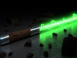 Les chercheurs créeront-ils un jour un sabre laser ?