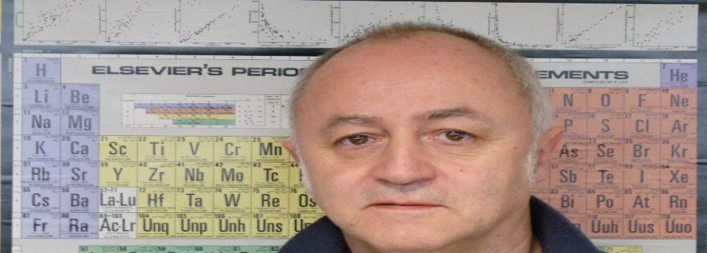 Philippe Thomas, directeur de l'IRCER