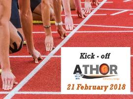 Kick-off meeting du projet européen ATHOR