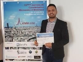 XLIM : prix du meilleur papier aux JCMM 2018