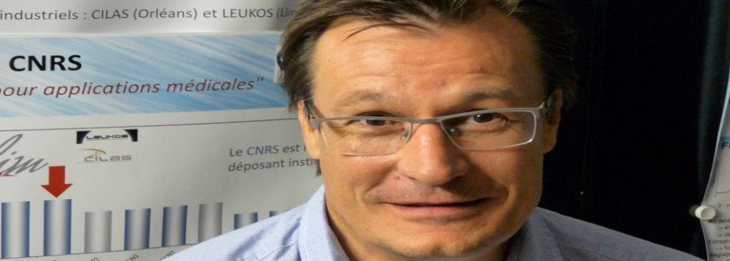 Vincent Couderc, Directeur de Recherche CNRS à XLIM