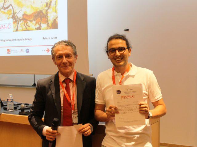 "Seiffedine Fakhfafk reçoit le prix ""GAAS Association"""