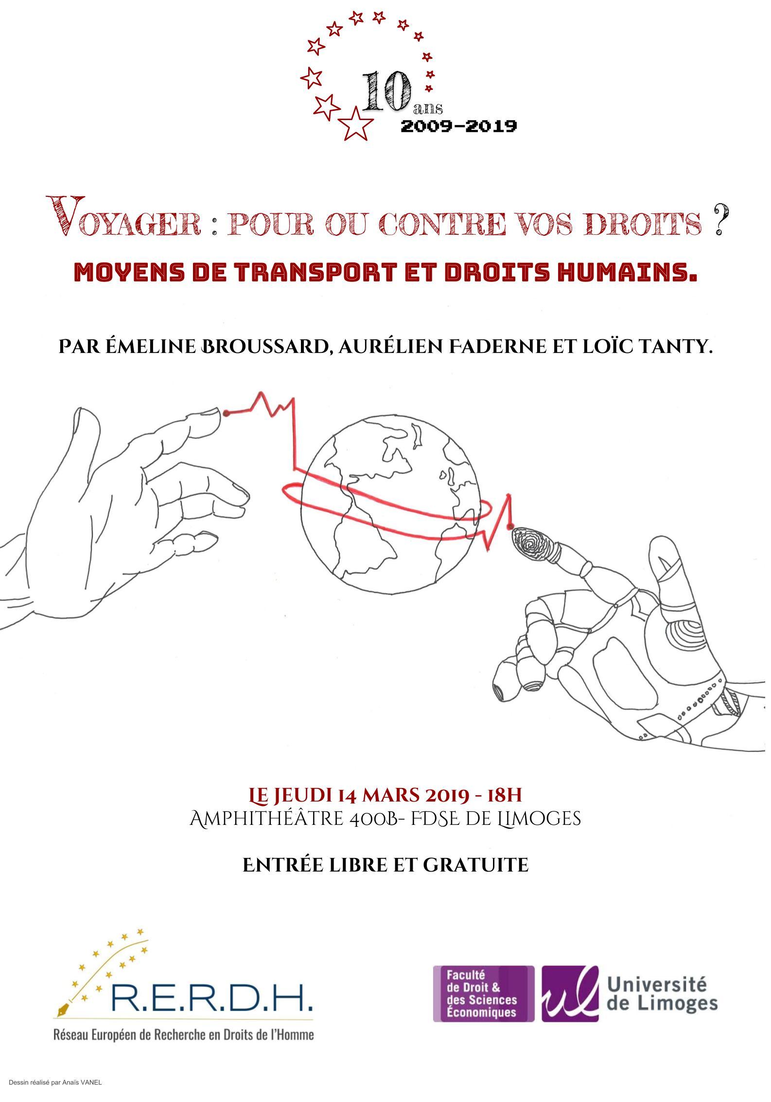 Techniques et droits humains