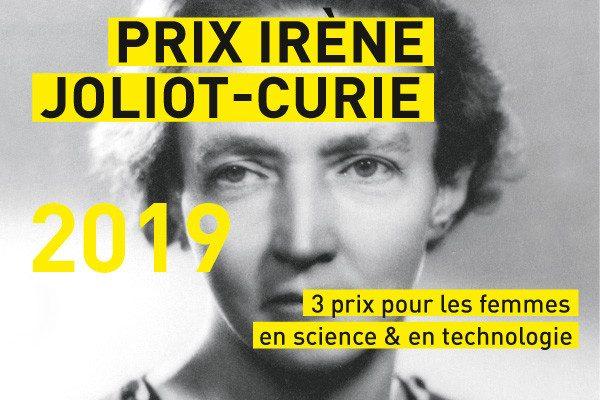 Pris Irène Joliot-Curie
