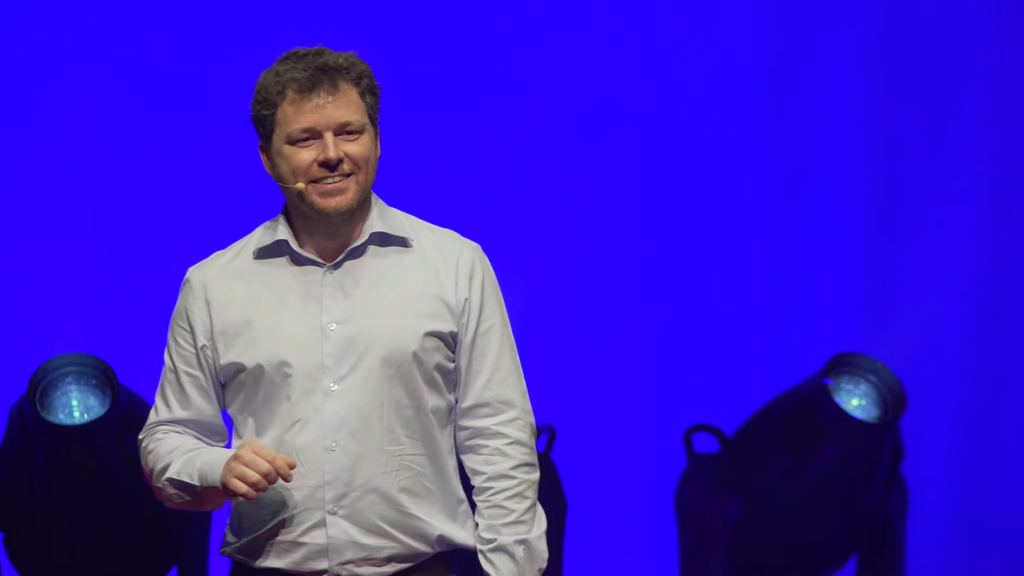 Interview de Cédric Enguehard Tedx 2020