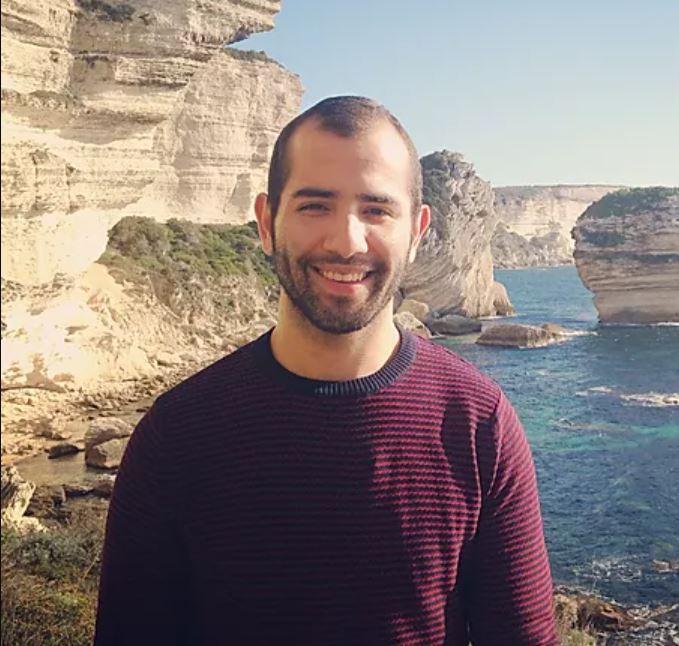 Portrait d'Álvaro Luna, post-doctorant projet DETECt H2020