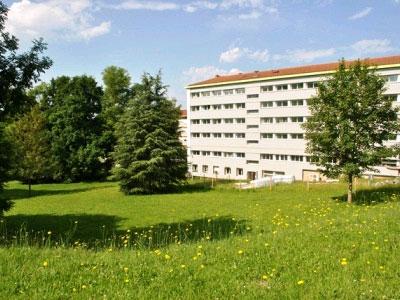 Vue du Campus de la Borie