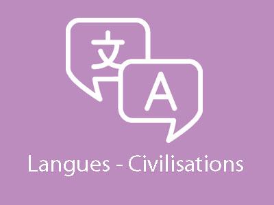 Accès à la documentation en Langues - Civilisations