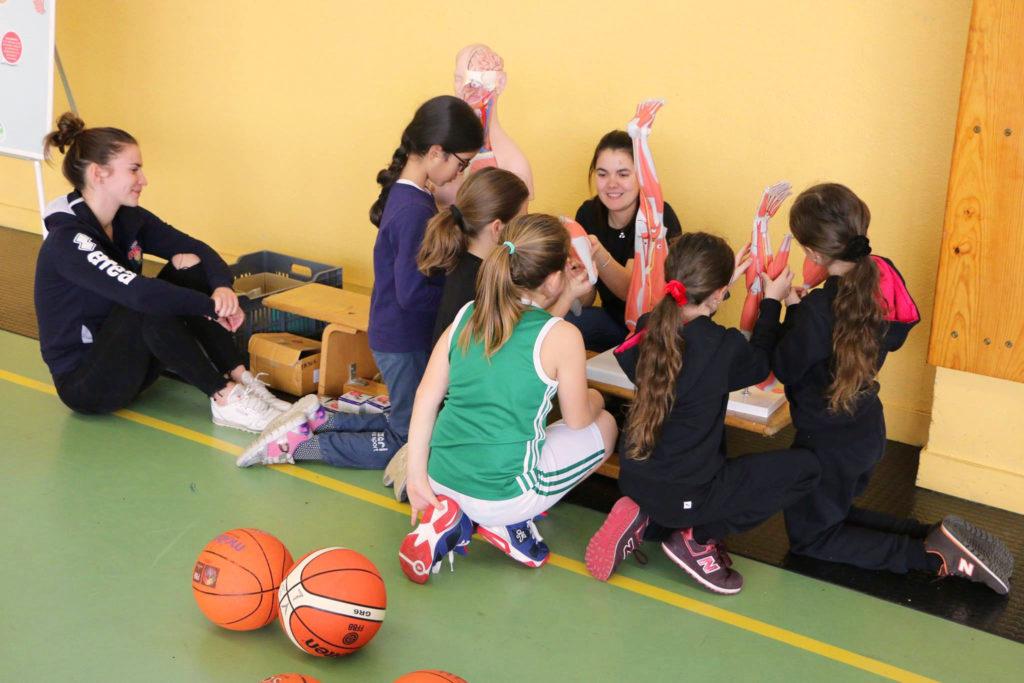 1. atelier sportez vous bien
