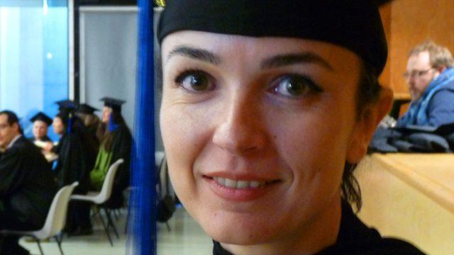 """Iléana Désormais : The doctorate is an extraordinary experience / Iléana Désormais : """"El doctorado es una experiencia extraordinaria"""""""