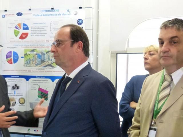 SPCTS - Air Liquide : quand un laboratoire commun répond aux enjeux stratégiques d'une grande entreprise