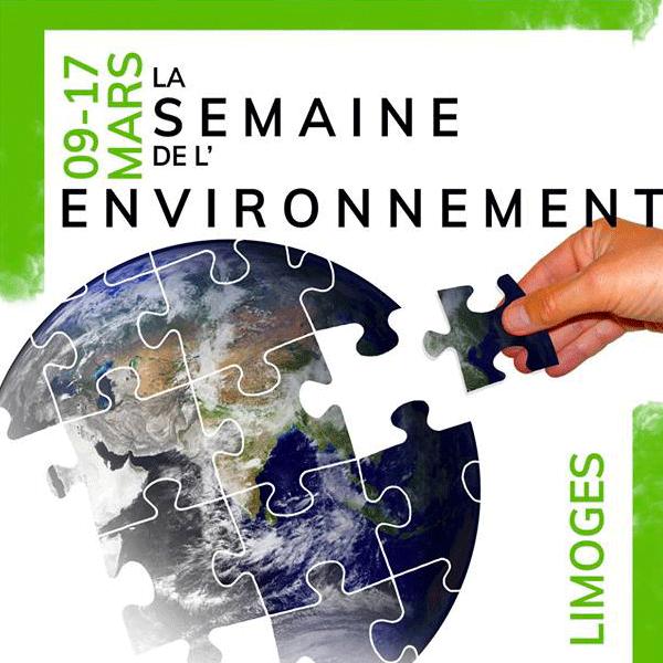 Semaine environnement 2019