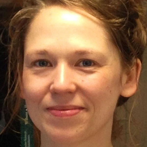 Elena Bülow managed to obtain a Marie-Curie fellowship