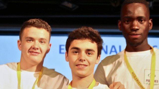 Concours de création d'entreprise| 3 étudiants de l'université primés !