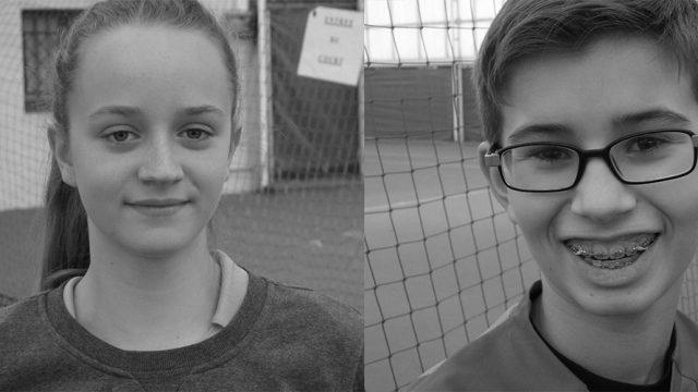 Imaginex. Des jeunes tennismen et tenniswomen enthousiastes sur ce projet.