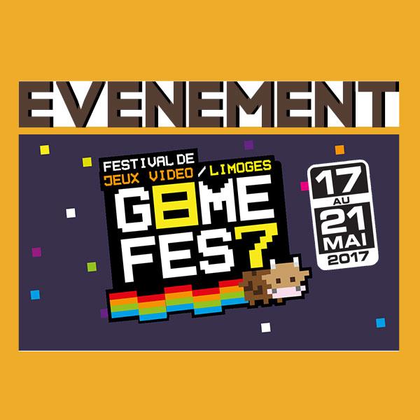 g8me fes7 le festival de jeux vid o de limoges universit de limoges. Black Bedroom Furniture Sets. Home Design Ideas