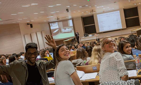 Classement PACES, université limoges en première place