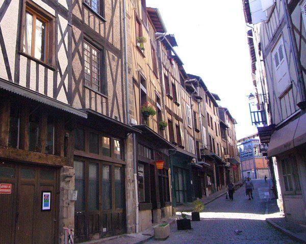 Limoges ville étudiante coût de la vie étudiante université limoges