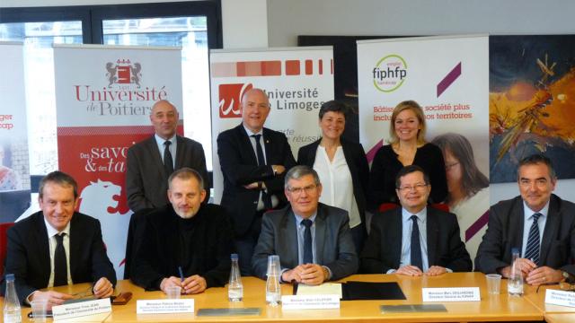 Un partenariat exceptionnel avec le FIPHFP