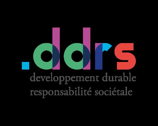 Logo développement durable responsabilité sociétale ddrs université limoges
