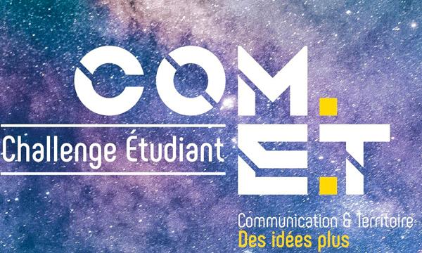 Concours challenge étudiant Com.e.T concours communication étudiants