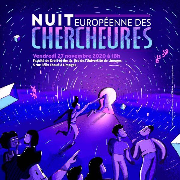 nuit européenne des chercheurs 2020