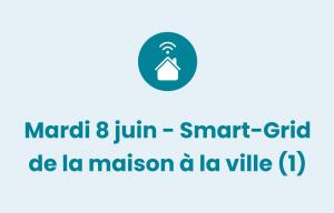 Pictogramme Smart-Grid de la maison à la ville (1)